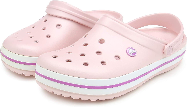 Crocs Crocband Clogs Zuecos Unisex Adulto