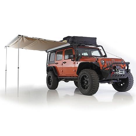 amazon com smittybilt 2784 8 2 x 6 2 tent awning automotive