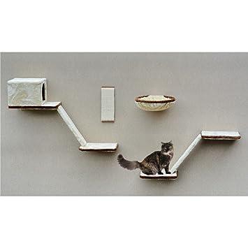 Silvio Design Katzen Kletterwand 8 Teilig Beige 21908000 Amazon