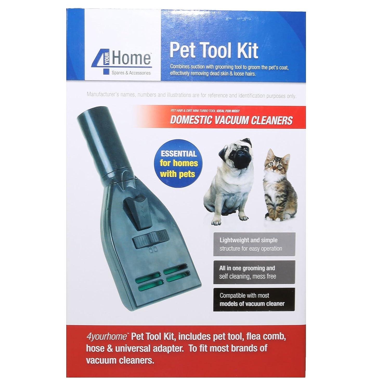 4yourhome mascotas de cuidado de Kit de herramienta para Hoover Aspiradora - necesario para Ganaderos: Amazon.es: Hogar