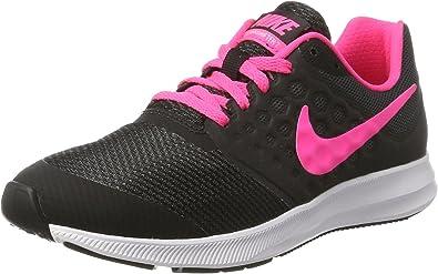 Nike 869972-002, Zapatillas de Trail Running para Niñas, Negro (Black/Hyper Pink-White), 37.5 EU: Amazon.es: Zapatos y complementos