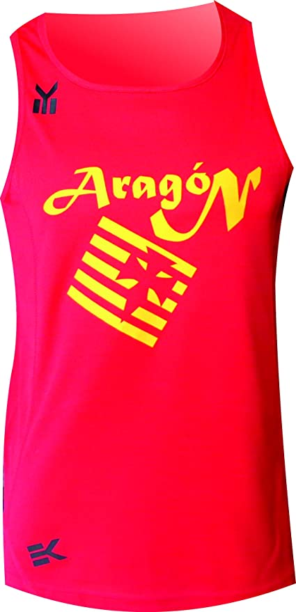 CAMISETA EKEKO ARAGON 18, perfecta para atletismo, running y ...