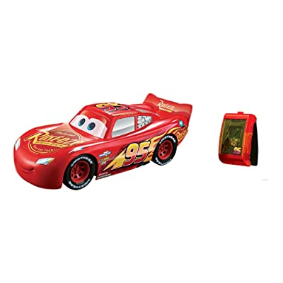 Disney Pixar Cars 3: Smart Steer Lightning McQueen: Toys & Games