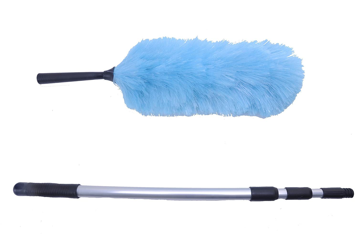 CleanAide Eurow Electrostatic Duster with 3 sections extension pole FBA_CA-PWD