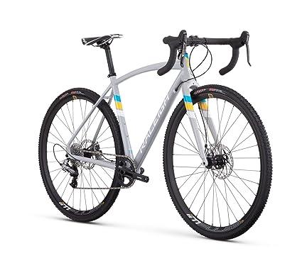 Amazon.com : Raleigh Bikes RXW Women\'s Cyclocross Bike, Grey, 52cm ...