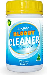 Premium Household All Purpose Stain & Soap Scum Remover, Cleaner and Polish For Tiles, Grout, Glass, Cooktop, Shower, Sink, Toilet, Silver, Jewellry, Oven and much more.. by Another Bloody Multi-Purpose Cleaner