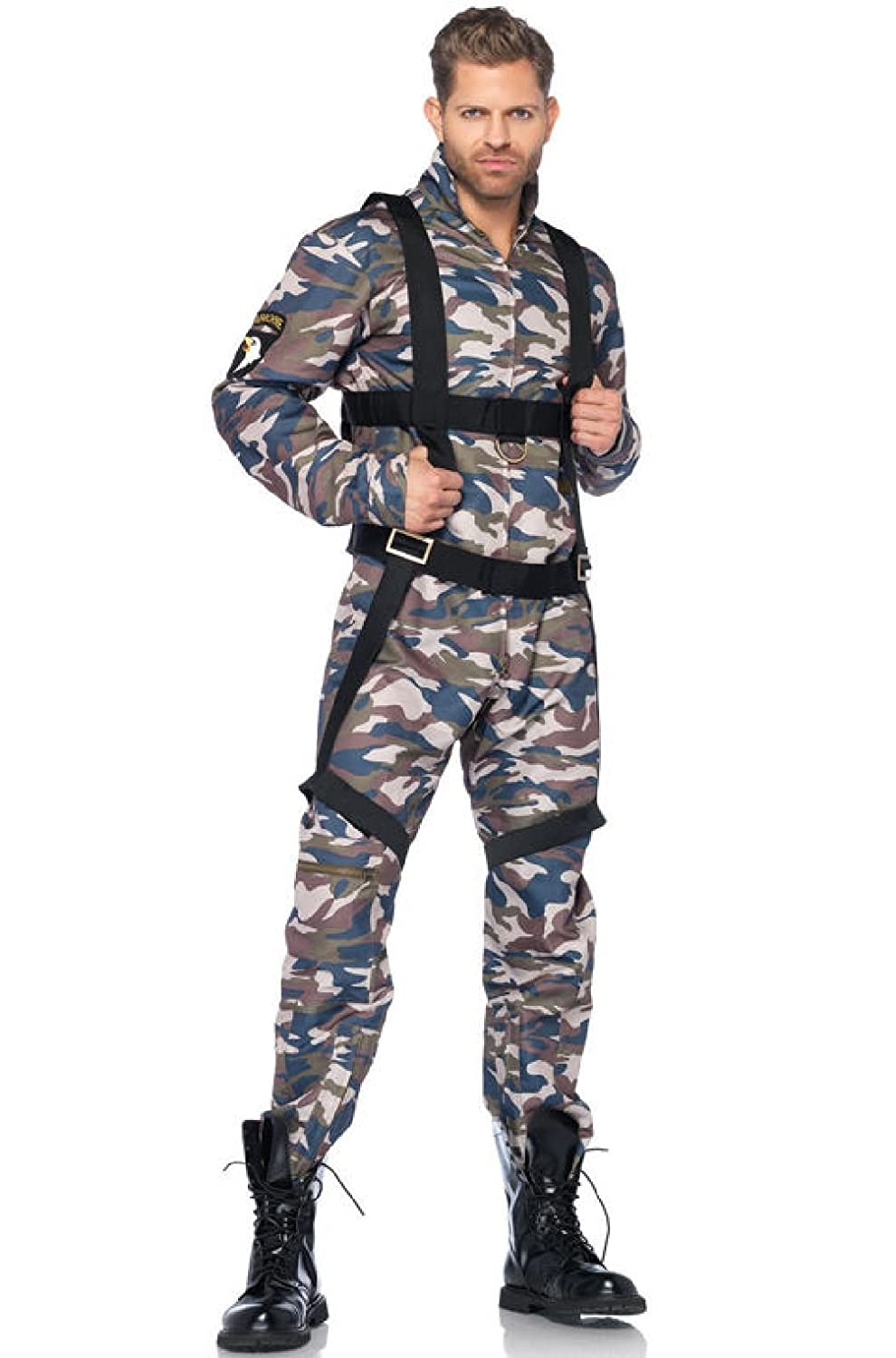 Paratrooper Military Army Jumpsuit