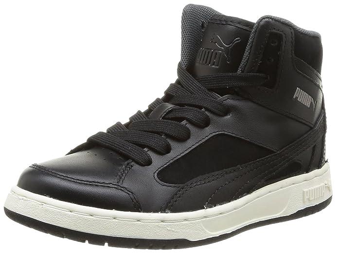 Puma Sneaker 358475 01 Bambini e ragazzi Nero Noir Black/White/Dark/Bronze