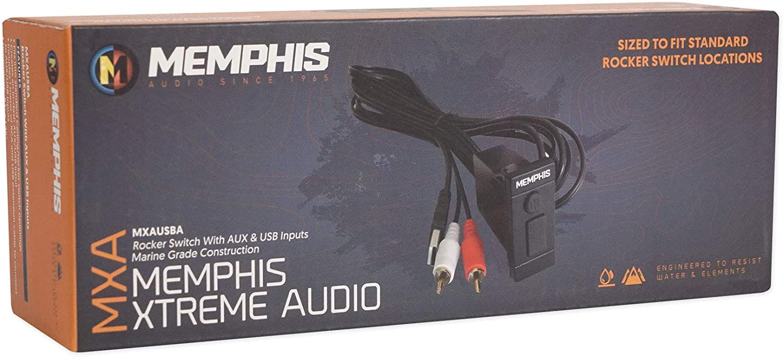 Memphis Rocker Switch Style Add-on Aux//USB For 2009 Polaris Ranger