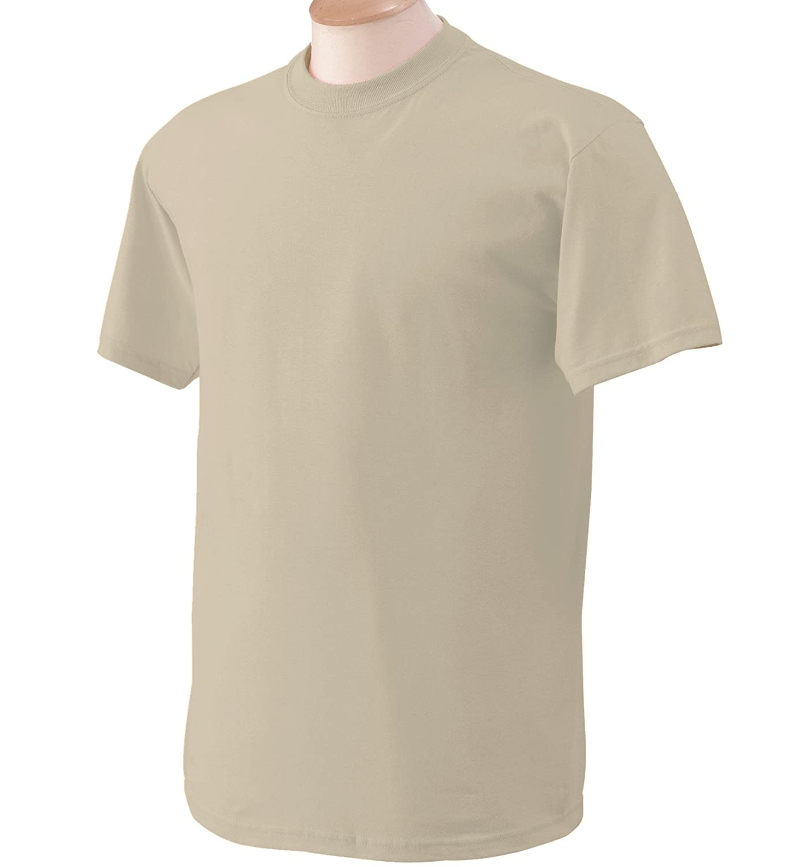 Gildan Men's Heavy Cotton Short Sleeve T Shirt Antique S9-IPF8-TVF4-$P