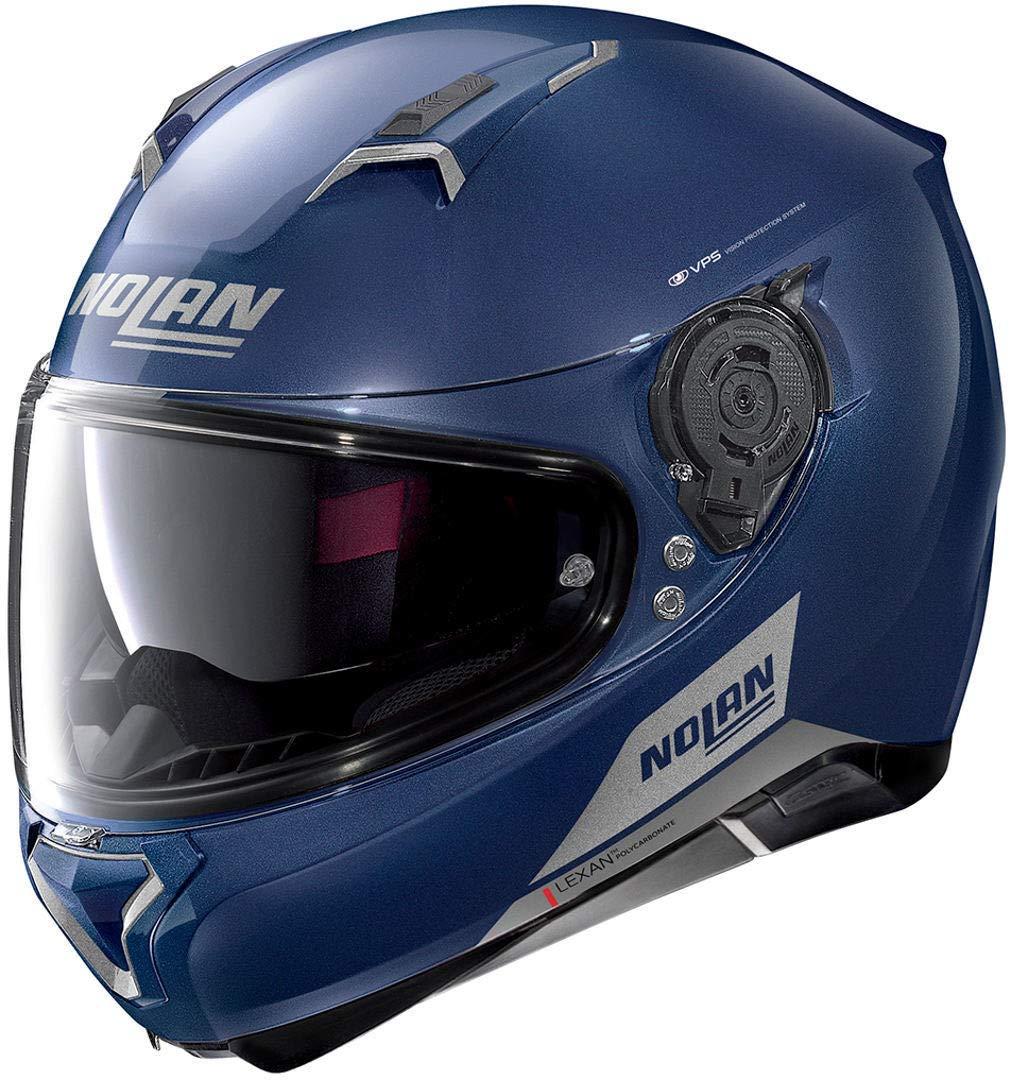 NOLAN N87 EMBLEMA N-COM IMPERATOR BLUE M