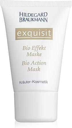 Hildegard Braukmann Exquisit femme/mujer, Bio-efecto máscara, 1er Pack (1 x 30 ml): Amazon.es: Belleza