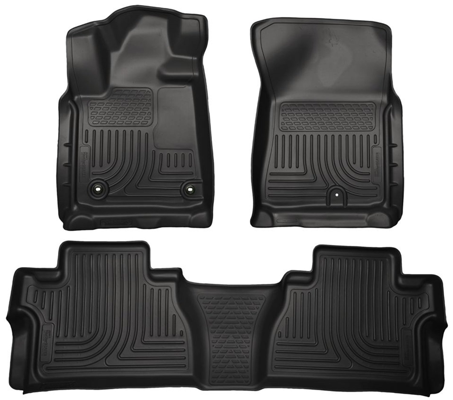 inventory double cab toyota floor mats tundra platinum edition new in