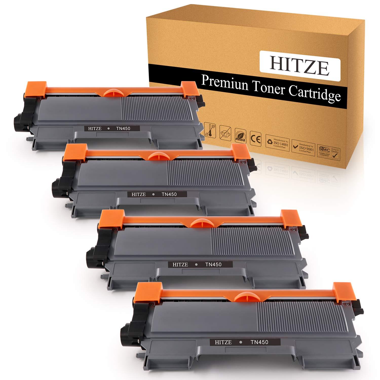 Toner Alternativo ( X4 ) Alta Capacidad Negro TN-450 TN420 MFC-7860DW HL 2270DW 2280DW