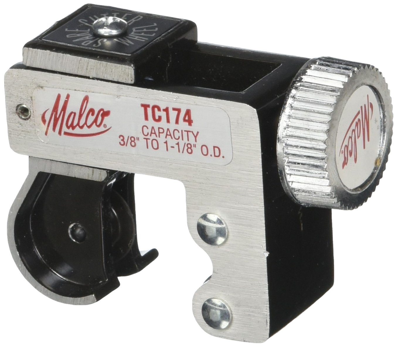 Malco TC174 Big Imp Tube Cutter, Black Standard Plumbing Supply