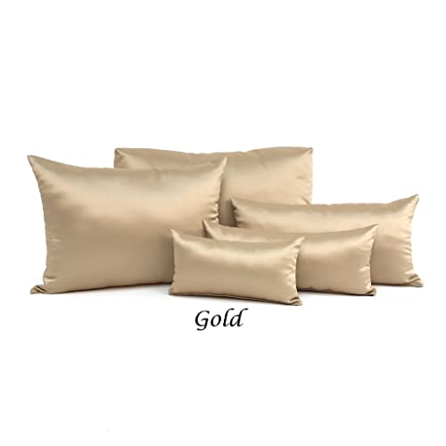 INDIVIDUAL PURSE PILLOWS MADE To ORDER: Purse Inserts And Boot Stuffers,  Luxury Gold Pillows
