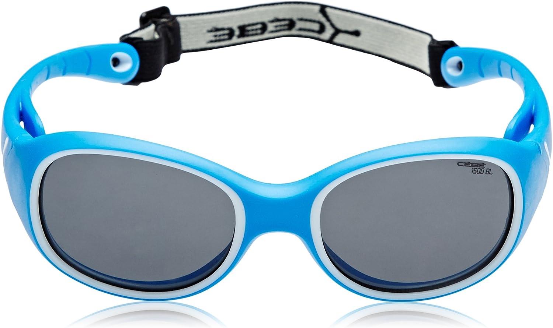Blue White 3-5 Years Bolle Kids Scalibur Sunglasses