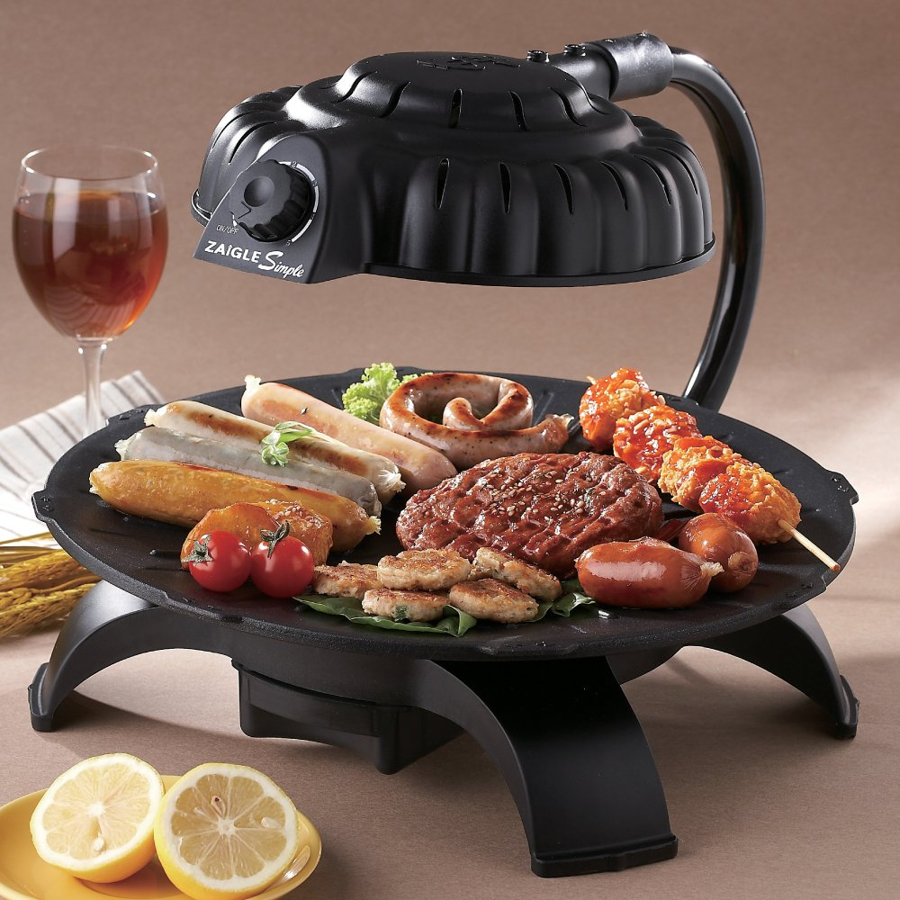 Zaigle ZG-BU371 Everyday Grill Simple by Zaigle