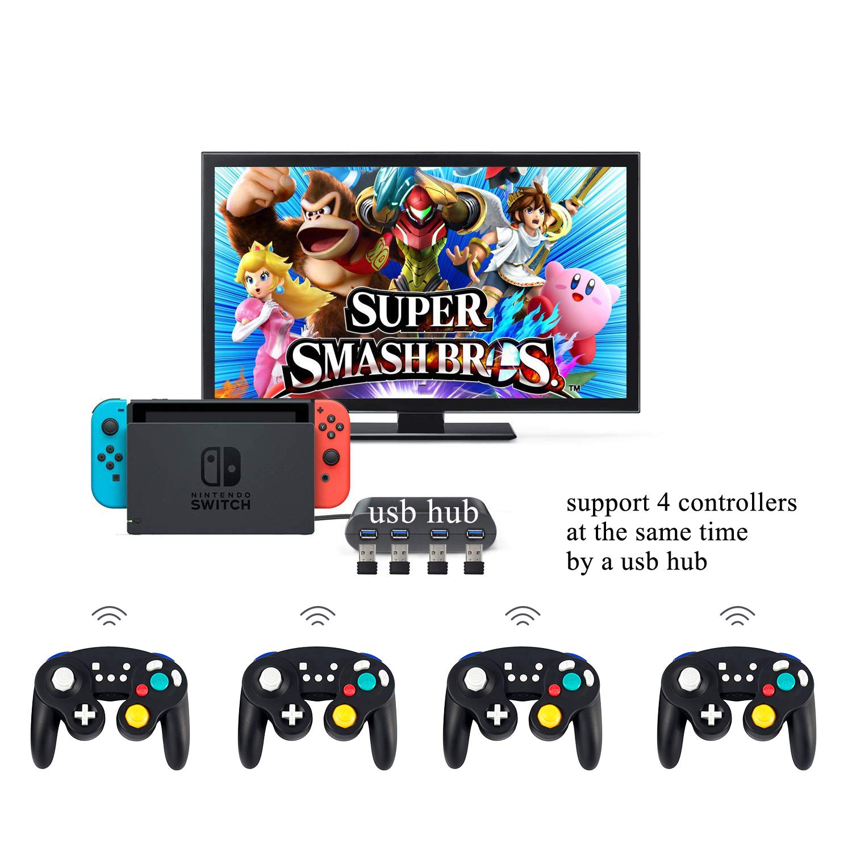 Amazon com: Exlene® Wireless Controller Gamepad for Nintendo