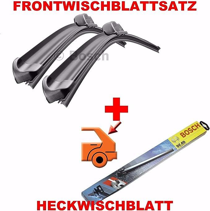 Bosch A922s A280h Komplettsatz Vorne Hinten Scheibenwischer WischblÄtter Auto