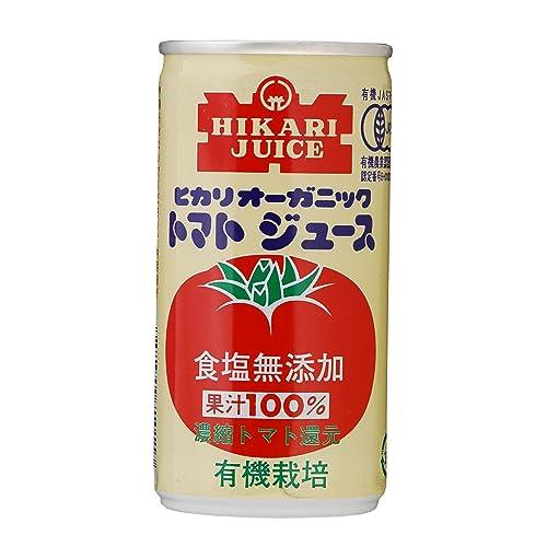 光食品 オーガニックトマトジュース 食塩無添加