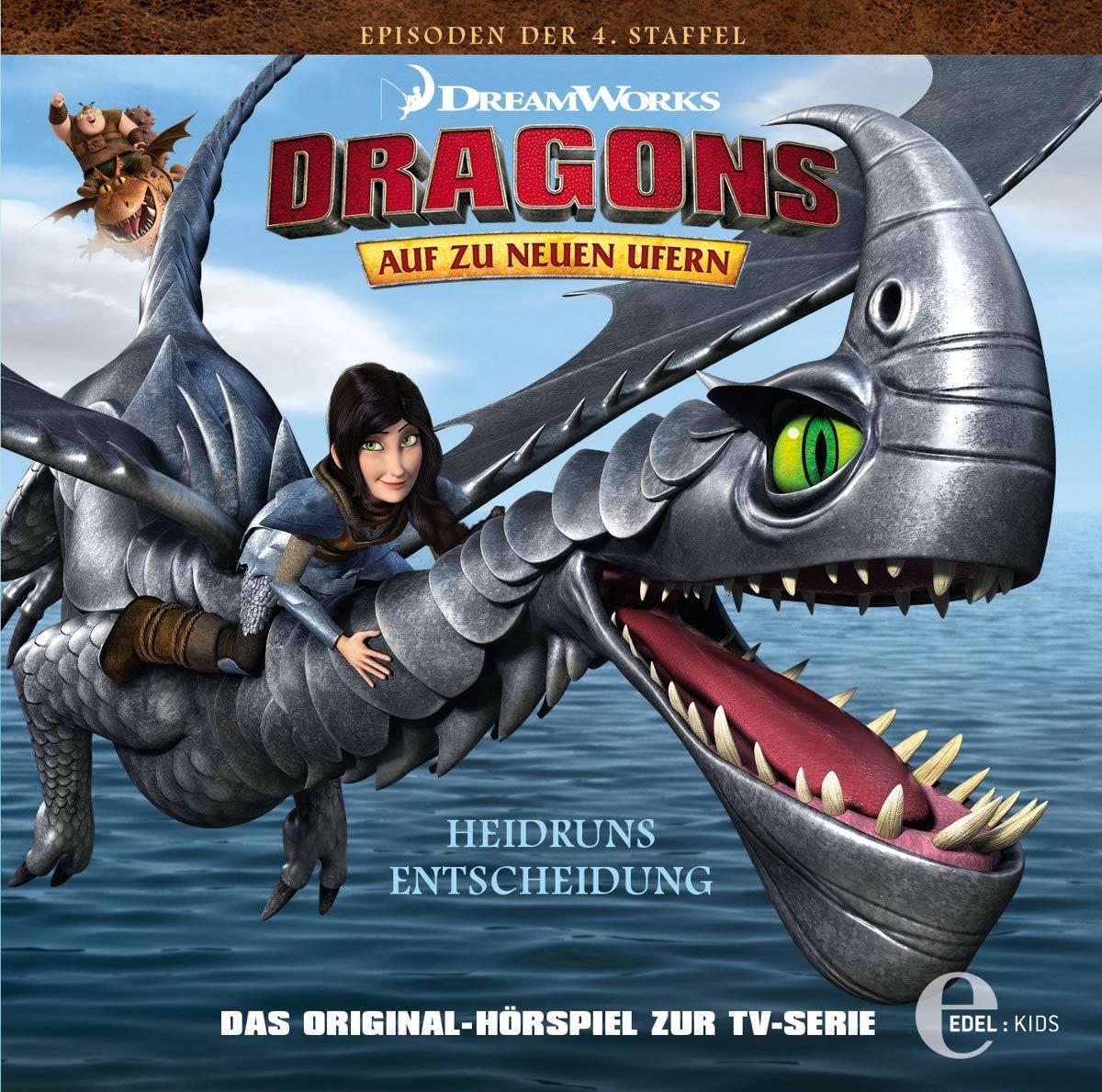 Dragons Auf Zu Neuen Ufern Bs