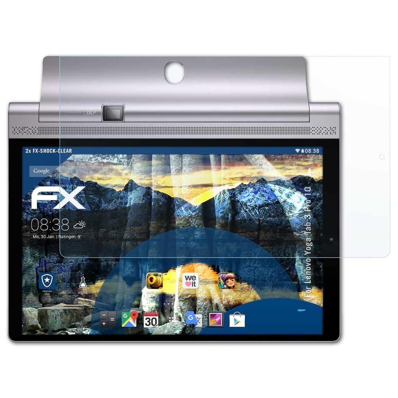 atFoliX Antichoque Película Protectora para Lenovo Yoga Tab ...