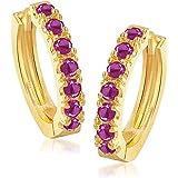 Meenaz Bali Ear rings Fancy Gold Plated Earring For Women B113