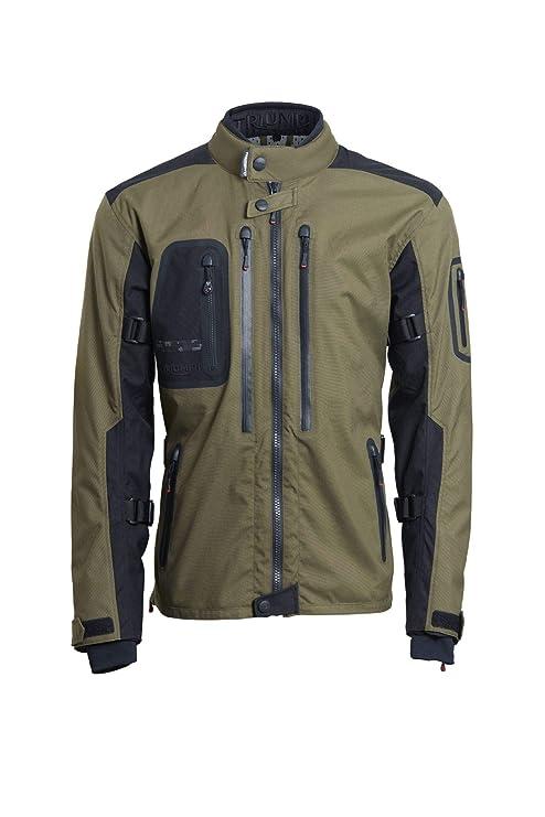 Amazon.com: Triumph Brecon Jacket (L): Automotive