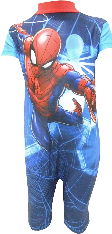 Marvel Spiderman Boys UV Swimsuit