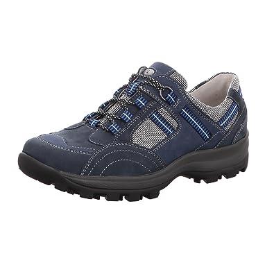Waldläufer Holly 471900-911-307 Größe 38.5 Blau (Blau Kombi) 7ZFHwxz