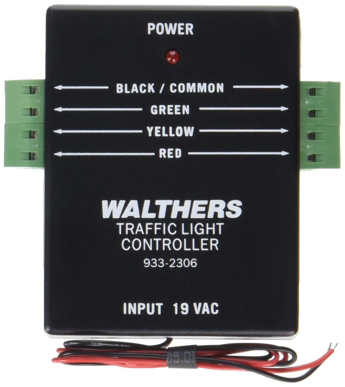 Traffic Light Controller In Xilinx: Walthers SceneMaster Traffic Light Controller