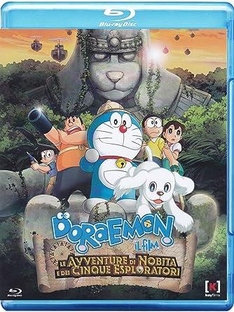 Doraemon le avventure di nobita e dei cinque esploratori amazon
