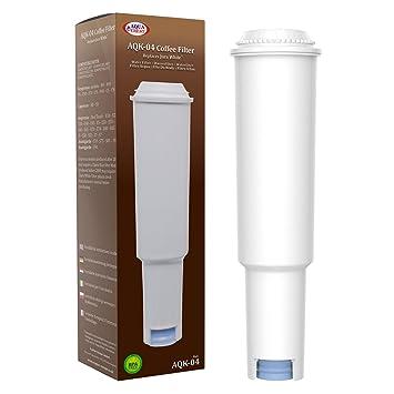 AquaCrest AQK-04 Reemplazo del Filtro de Agua para máquinas de café - Jura Claris