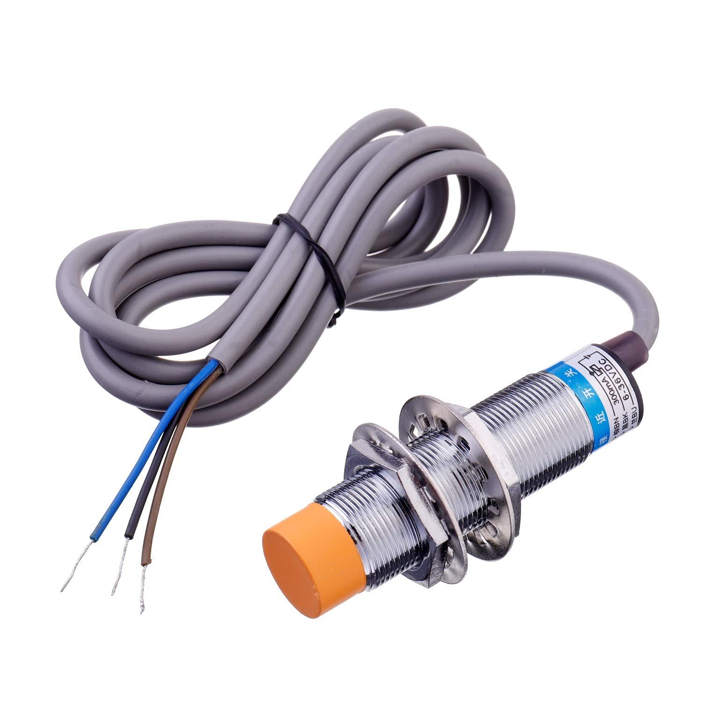 LJ18A3-8-J//EZ M18 Inductive Proximity Switch Sensor 2nd Line 220V Normally Open