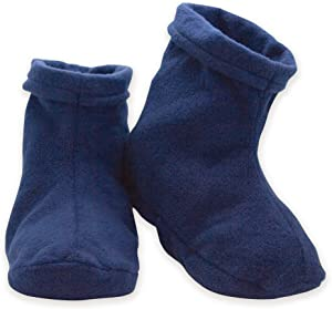 Carex, Bed Buddy Warming Footies, with Microwaveable Insert and Soft Warm Fleece, Keep Feet Warm in Bed for a Better Night's Sleep, Heat Therapy for Stiff Feet, Arthritis, Cold Feet