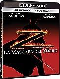 La Máscara del Zorro (4K UHD + BD) [Blu-ray]