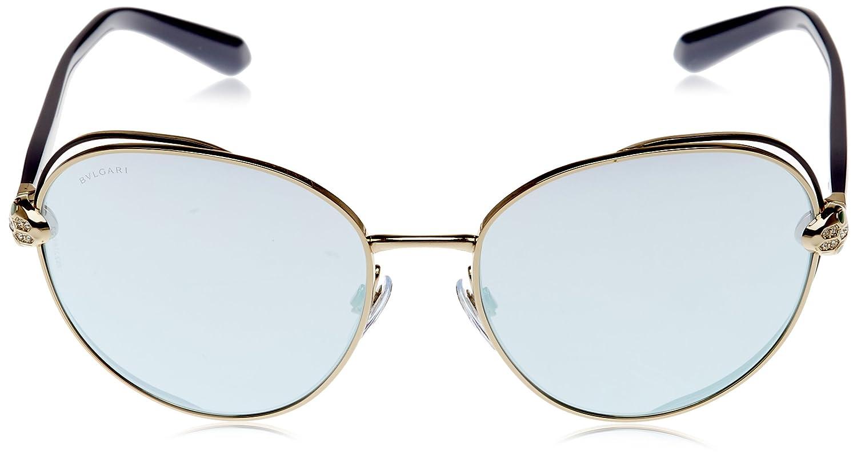 para 57 mujer de y sol Bluettepale accesorios 0bv6087b Blueemirrorwhite Bulgari Gafas 20206j es Amazon Gold Ropa 6q0YwXnF