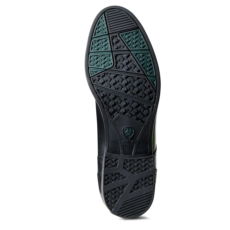 ARIAT Womens Heritage Contour Ii Field Zip Tall Riding Boot Black Size 7 B//Medium Us