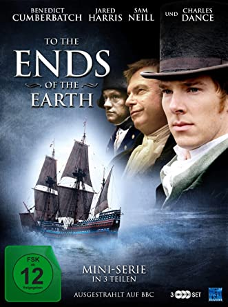 to the ends of the earth benedict cumberbatch