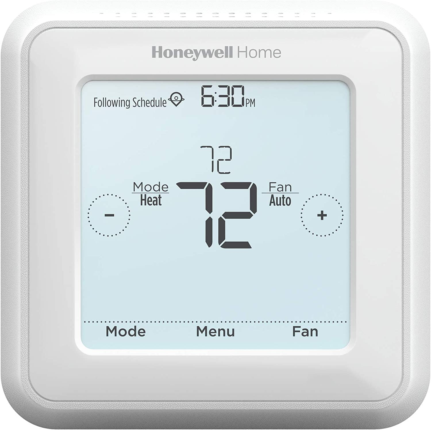 Honeywell Home RTH8560D 7 Day Programmable Touchscreen Thermostat