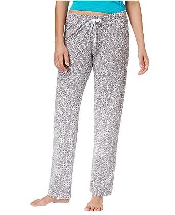 8d67ad8f6ea Calvin Klein Women's Comfort Cotton Pajama Pant at Amazon Women's Clothing  store:
