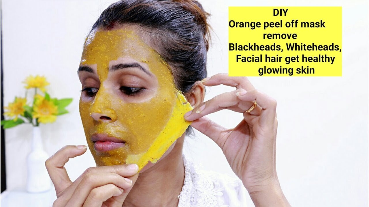 What is the secret of gelatin mask for skin and hair