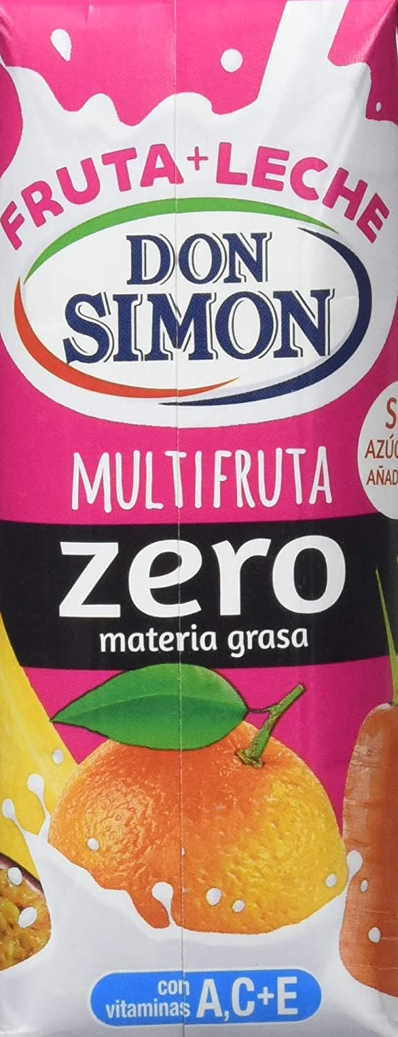Don Simon Funciona Max refresco, Multifruta - Pack de 3 x 330 ml - Total: 990 ml: Amazon.es: Amazon Pantry