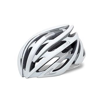 Giro Aeon - Cascos Bicicleta Carretera - Blanco Contorno de la Cabeza 51-55 cm