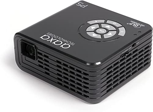 AAXA P6 LED Mini Projector