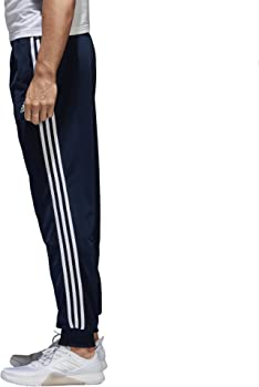 Men's Athletics Essential Tricot 3 Stripe Tapered Pant