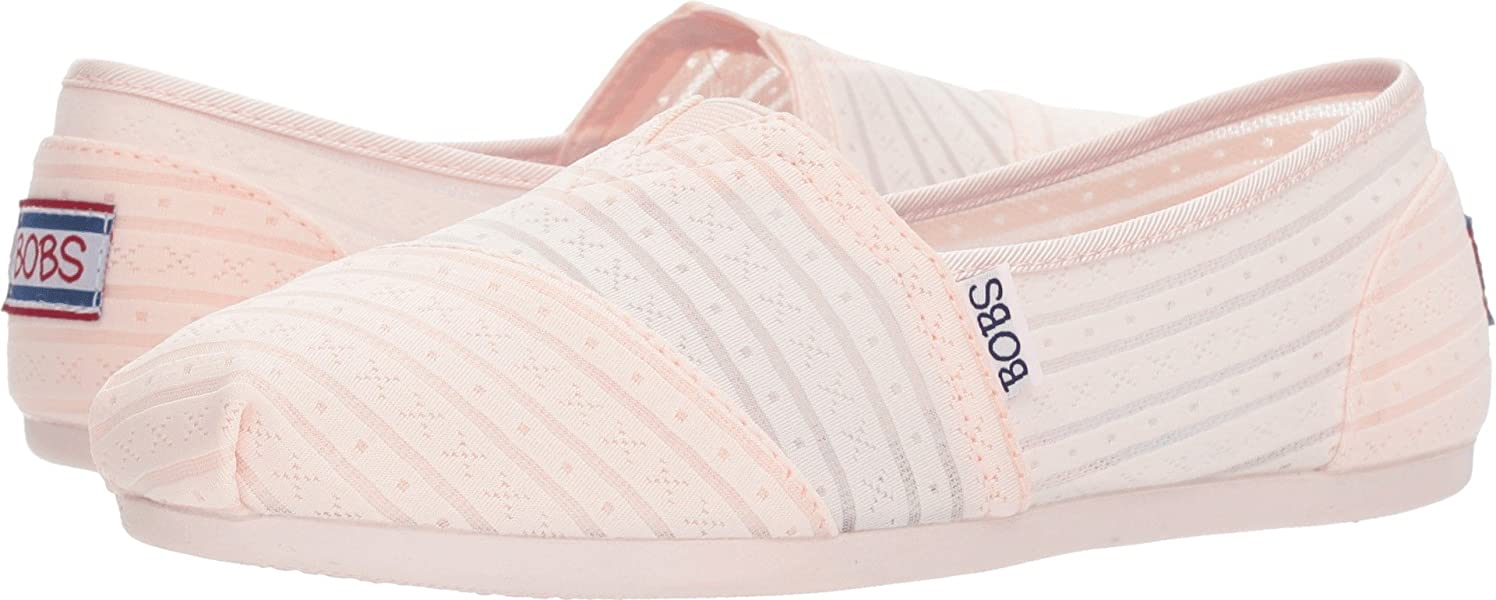 b1477a3542b8 Skechers Bobs from Womens Plush - Urban Rose Light Pink 6 B - Medium ...