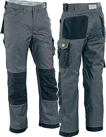 SNICKERS 3213 artigiani fondina tasca Lavoro Pantaloni Rip-Stop Nero libero Beanie