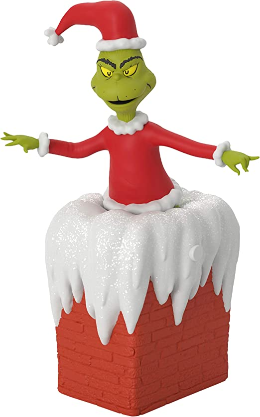 How The Grinch Stole Christmas Musical 2020 Amazon.com: Hallmark Keepsake Ornament 2020, Dr. Seuss's How the